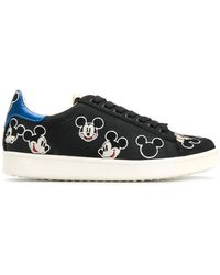 MOA - Disney Mickey Trainers - Lyst