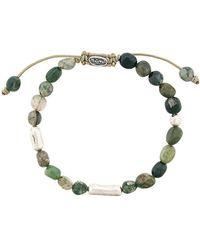 M. Cohen - Stone Beads Bracelet - Lyst