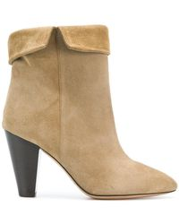 Isabel Marant - Dyna Ankle Boots - Lyst