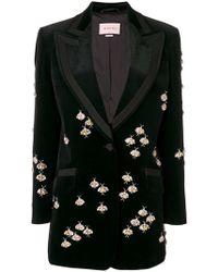 Gucci - Crystal Bugs Embellished Jacket - Lyst