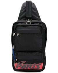 Givenchy - Rucksack mit Motocross-Print - Lyst