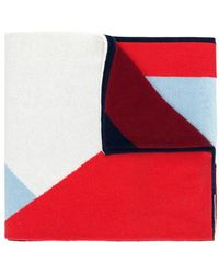 Chinti & Parker - Geometric Patterned Scarf - Lyst