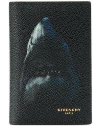 Givenchy | Shark Bi-fold Cardholder Wallet | Lyst