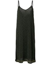 Lala Berlin - Patterned Dress - Lyst
