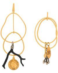 Sonia Rykiel - Mismatched Earring Set - Lyst