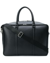 Canali - Double Top Zip Holdall - Lyst