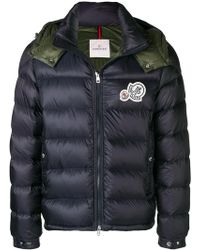 Moncler - Padded Down Jacket - Lyst