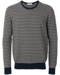 Cruciani | Crew Neck Sweatshirt | Lyst