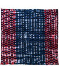 Raquel Allegra | Tie-dye Pattern Scarf | Lyst
