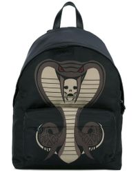 Givenchy - Cobra Print Backpack - Lyst