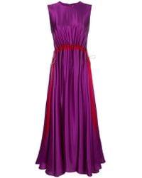 ROKSANDA - Flared Dress - Lyst