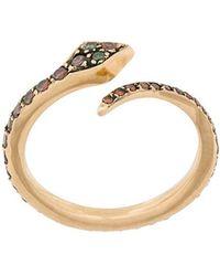Ileana Makri - Big Snake Ring - Lyst