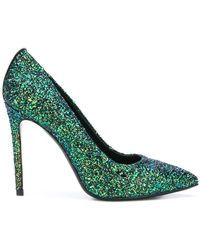Marc Ellis - High Heel Glitter Court Shoes - Lyst