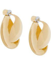 Charlotte Chesnais - Mini Petal Earrings - Lyst