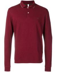 Sun 68 - Longsleeved Polo Shirt - Lyst