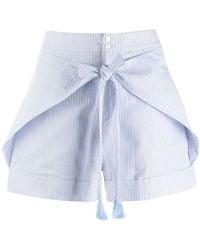 Teija - Housut 45 Shorts - Lyst