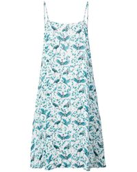Onia - Sasha Printed Dress - Lyst