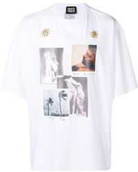 Fausto Puglisi - Photo Print T-shirt - Lyst