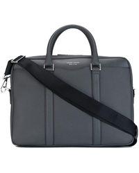BOSS - 'signature S Doc' Briefcase - Lyst