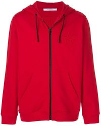 Givenchy - Oversized Zip Hoodie - Lyst