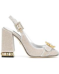 Dolce & Gabbana - Jackie Court Shoes - Lyst