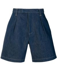 E. Tautz - Tailored Shorts - Lyst