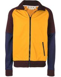 Marni - Sports Knit Jacket - Lyst
