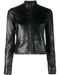 Valentino - Rockstud Jacket - Lyst
