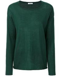 P.A.R.O.S.H. - Plain Sweatshirt - Lyst