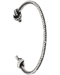 Eleventy - Knotted Cuff - Lyst