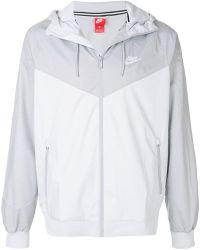 Nike - Windrunner Zipped Jacket - Lyst