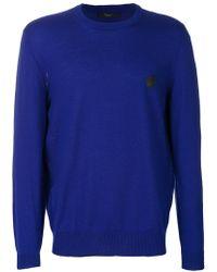 Billionaire - Crew Neck Sweater - Lyst