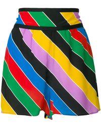 Philosophy Di Lorenzo Serafini - Striped Shorts - Lyst