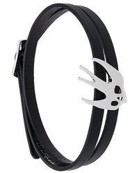 McQ - Wrap Around Swallow Bracelet - Lyst