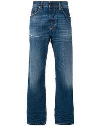 DIESEL - Straight Leg Jeans - Lyst