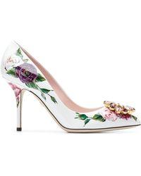 Dolce & Gabbana - Zapatos de tacón Bellucci - Lyst