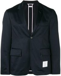 Thom Browne - Unconstructed Cotton Sport Coat - Lyst
