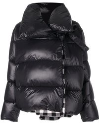 Hache - Quilted Jacket - Lyst