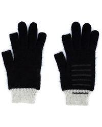 Rick Owens - Knit Gloves - Lyst