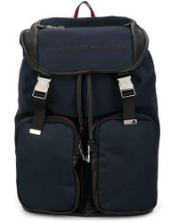 Tommy Hilfiger - Foldover Top Backpack - Lyst