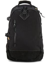 Visvim - Black Cordura 20l Backpack - Lyst