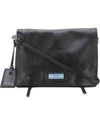 Prada - Small Etiquette Shoulder Bag - Lyst
