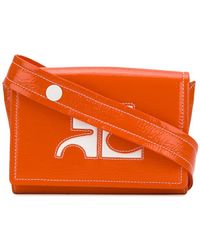 Courreges - Logo Waist Bag - Lyst