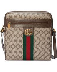 Gucci - Ophidia GG Medium Messenger Bag - Lyst