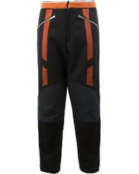 Wales Bonner - Contrast Panel Trackpants - Lyst