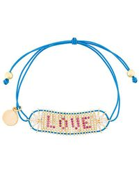 Shourouk - Love Bracelet - Lyst