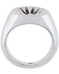 Kasun - Signet Ring - Lyst