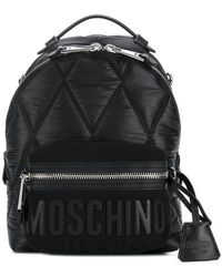 Moschino - Front Logo Mini Backpack - Lyst