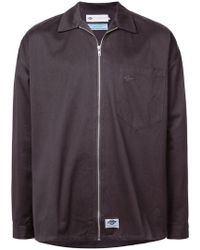 Dickies Construct - Zipped Bomber Jacket - Lyst