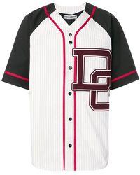 Dolce & Gabbana - Baseball Jersey - Lyst
